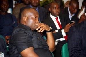 Department of State Services Arrest's Ifeanyi Ubah